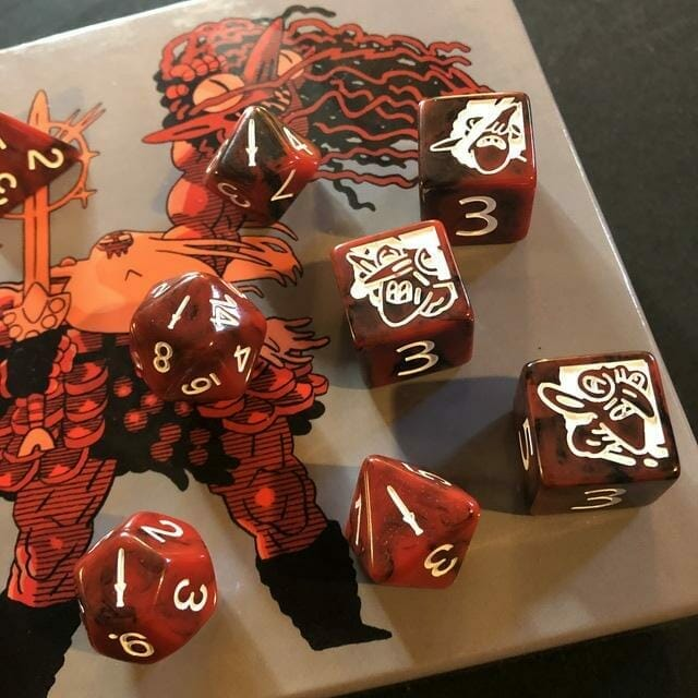 Head Lopper dice