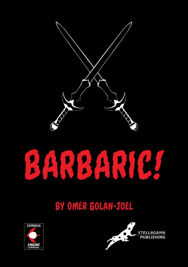 Barbaric!