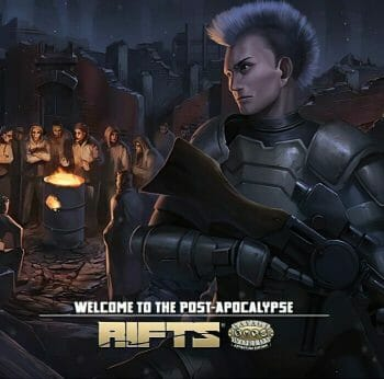 RIFTS - Welcome to the Post-Apocalypse