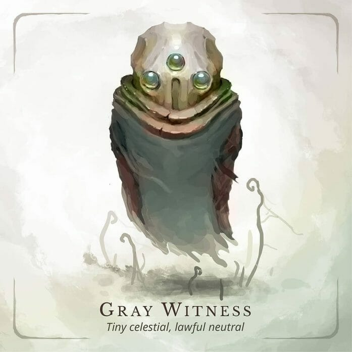The Gray Witness