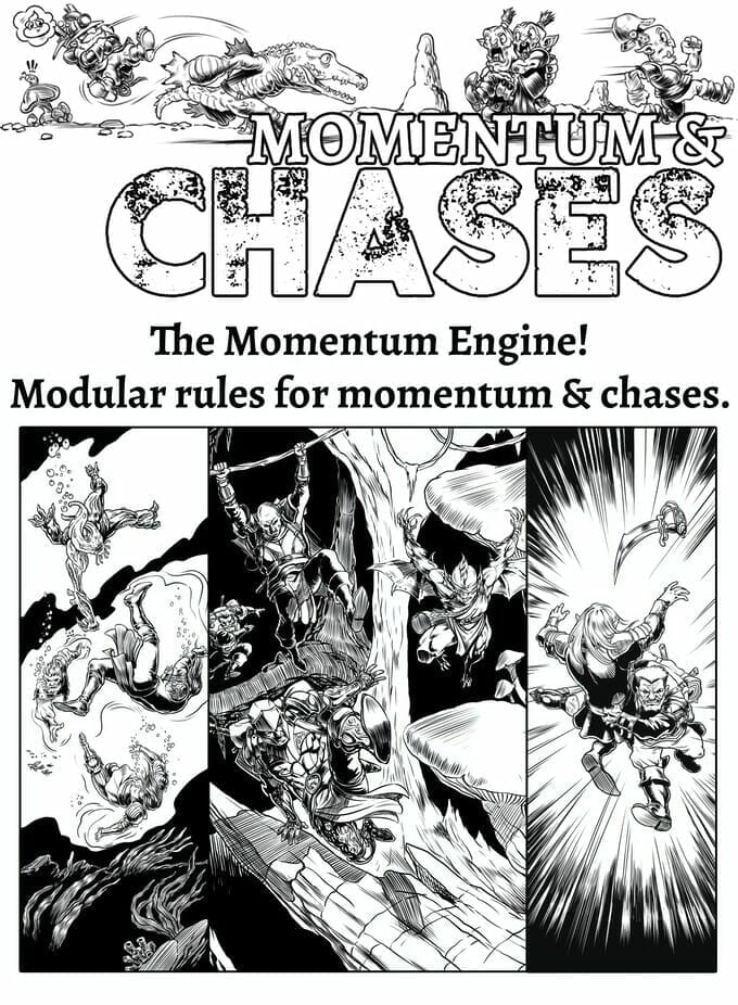 Momentum rules for D&D