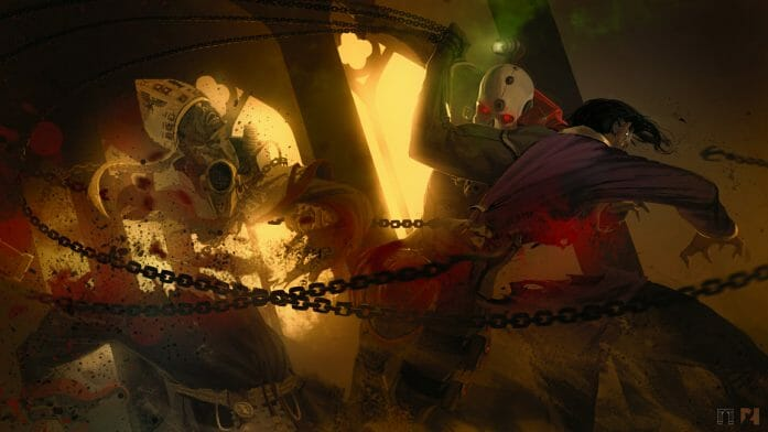 Eversor Temple Assassin by Daaandric