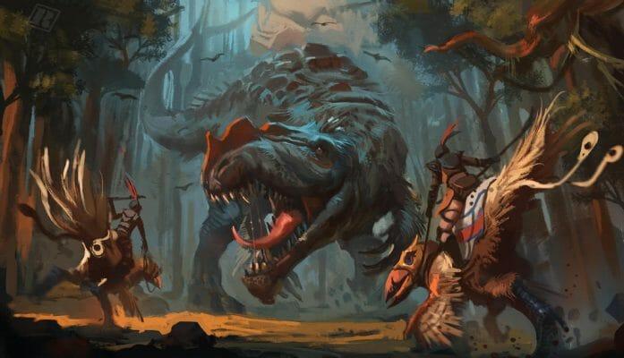 Ravager Ambush by RAPHTOR