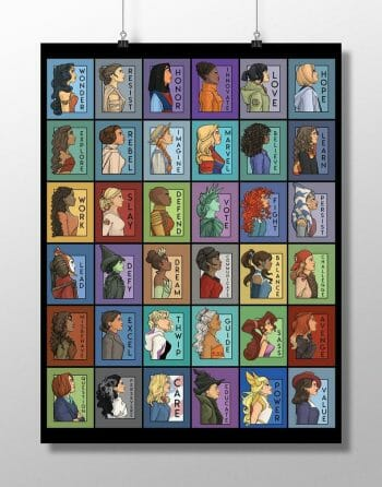 Karen Hallion's She Series