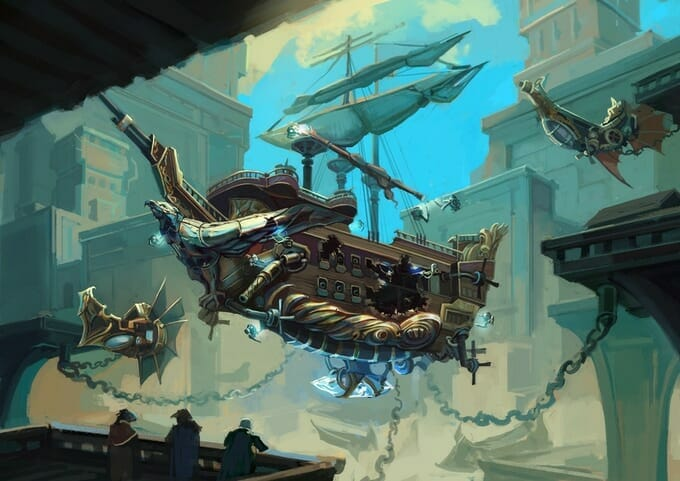 Airship Campaigns