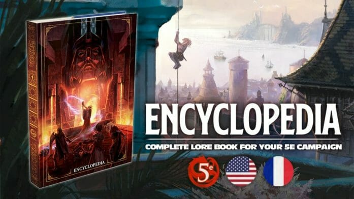 Encyclopedia: Lore Book & Toolbox
