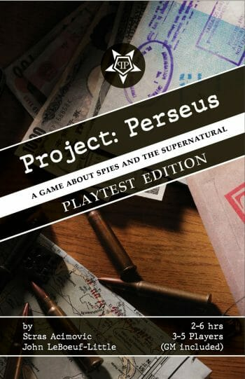 Project: Perseus