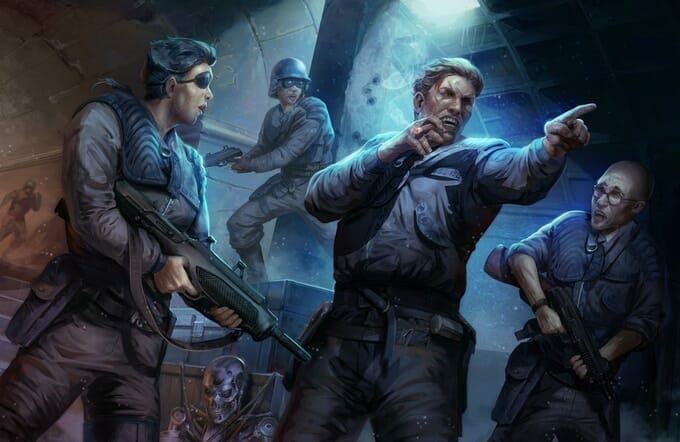 Nightfall Games, the publishers of SLA Industries, has launched their Kickstarter project for The Terminator RPG.