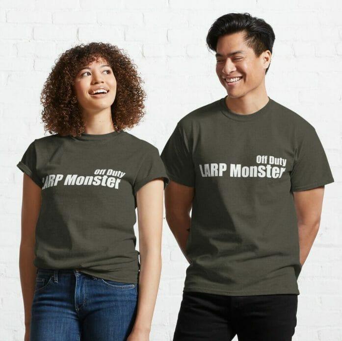Off Duty LARP Monster