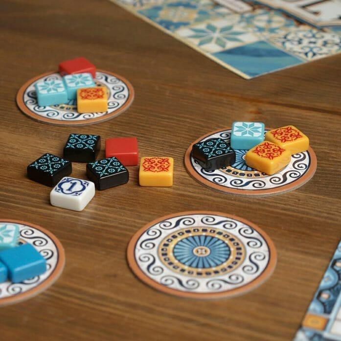 Azul and Plan B Games