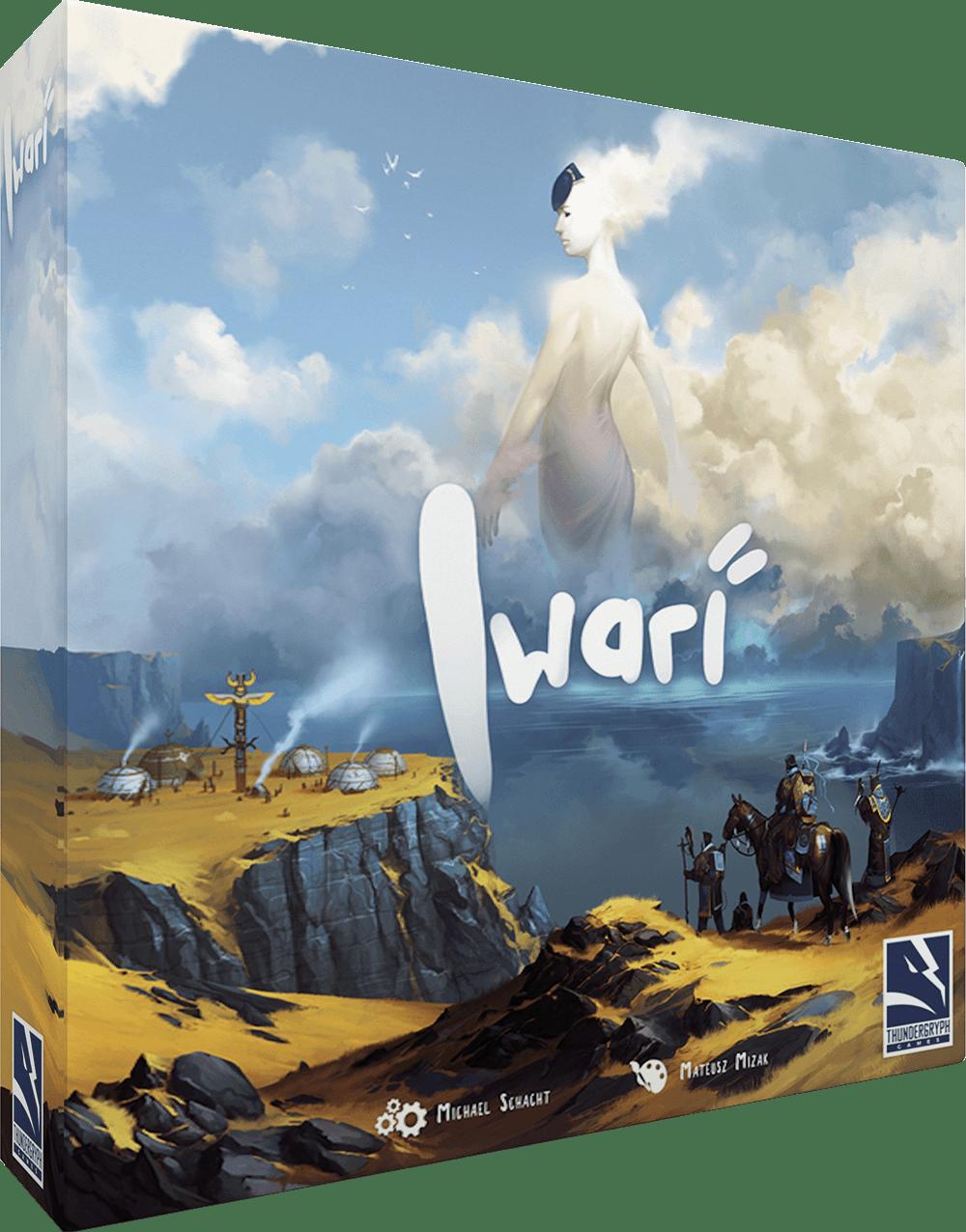 Thundergryph Games and Iwari