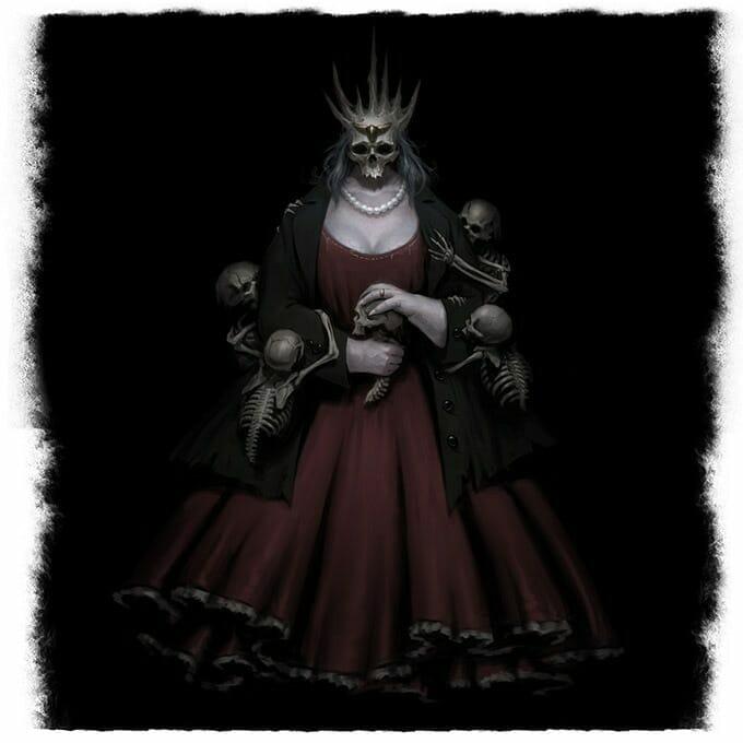 Horrors of The Darkest House