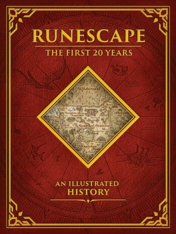 RuneScape: The First 20 Years—An Illustrated History