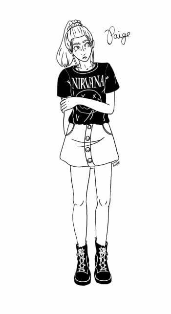 Character art by Laura Lettinga