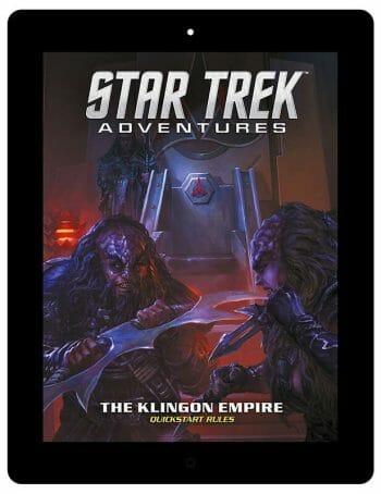 The Klingon Empire free quickstart rules