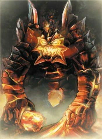 Epic 5e monster - Volcanic Elemental