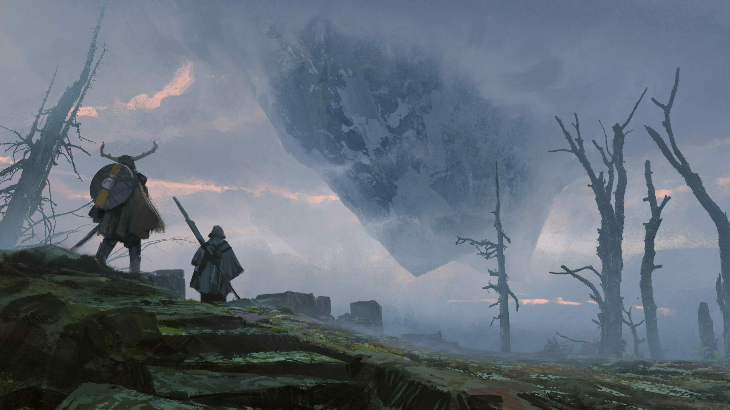 Alberetor – The Haunted Waste
