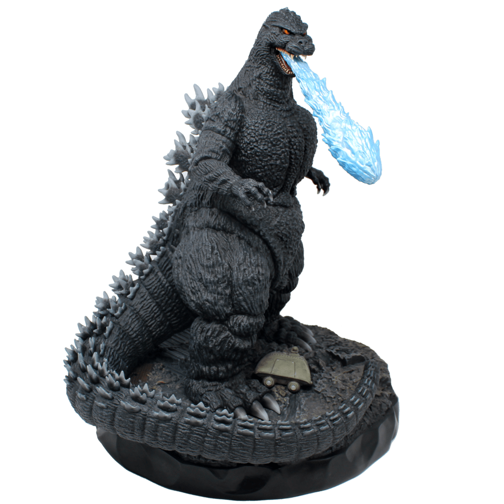 86 Godzilla by Mondo