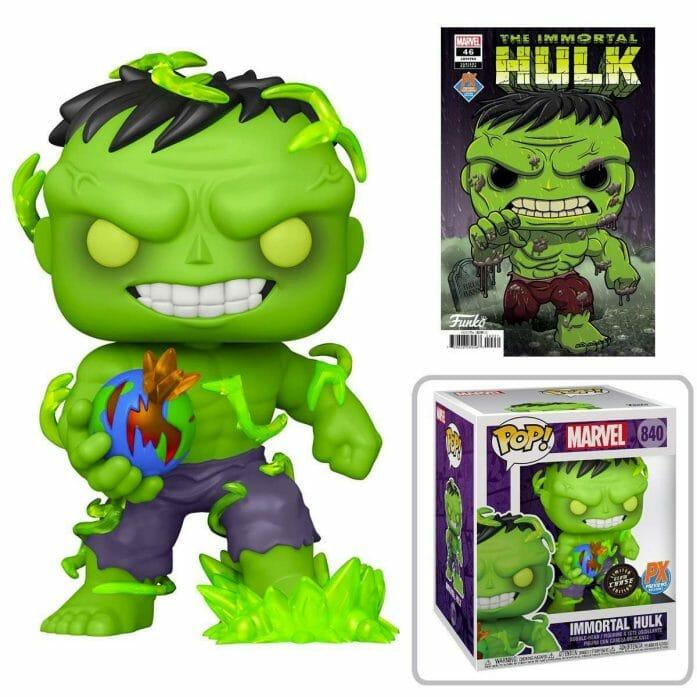 Immortal Hulk Pop