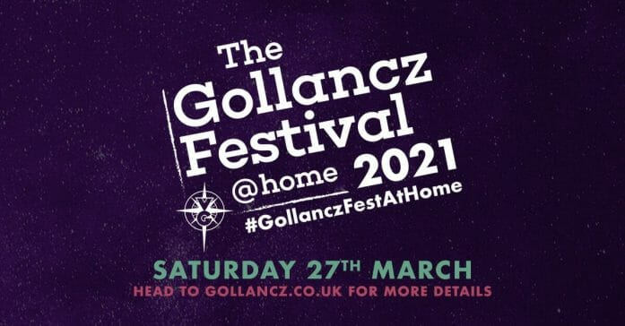 The Gollancz Festival At Home