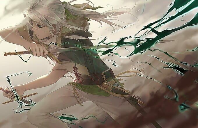 Anime 5e