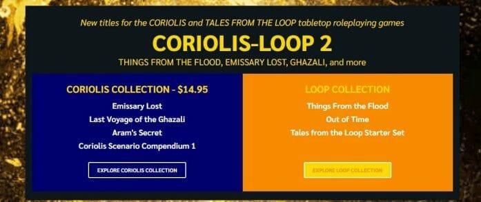 Coriolis-Loop 2