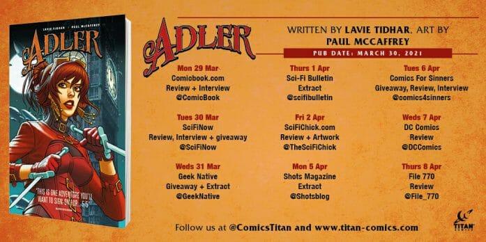 Alder blog tour