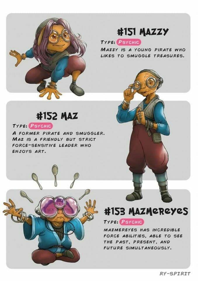 Maz Pokemon