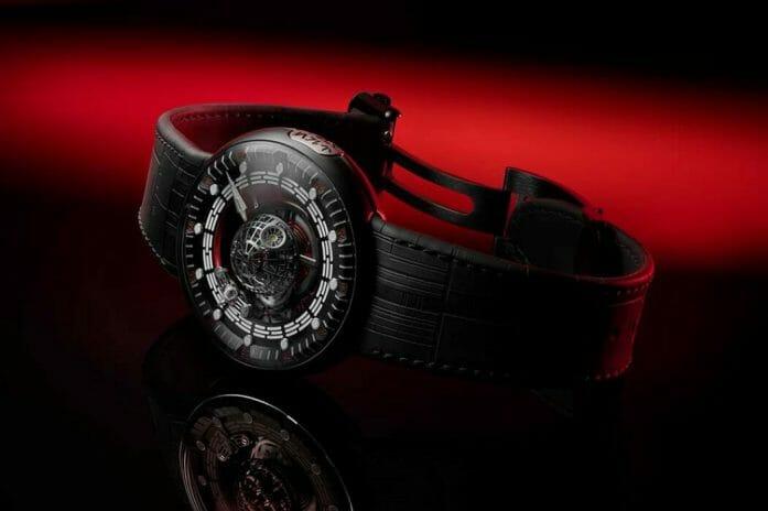 Death Star watch