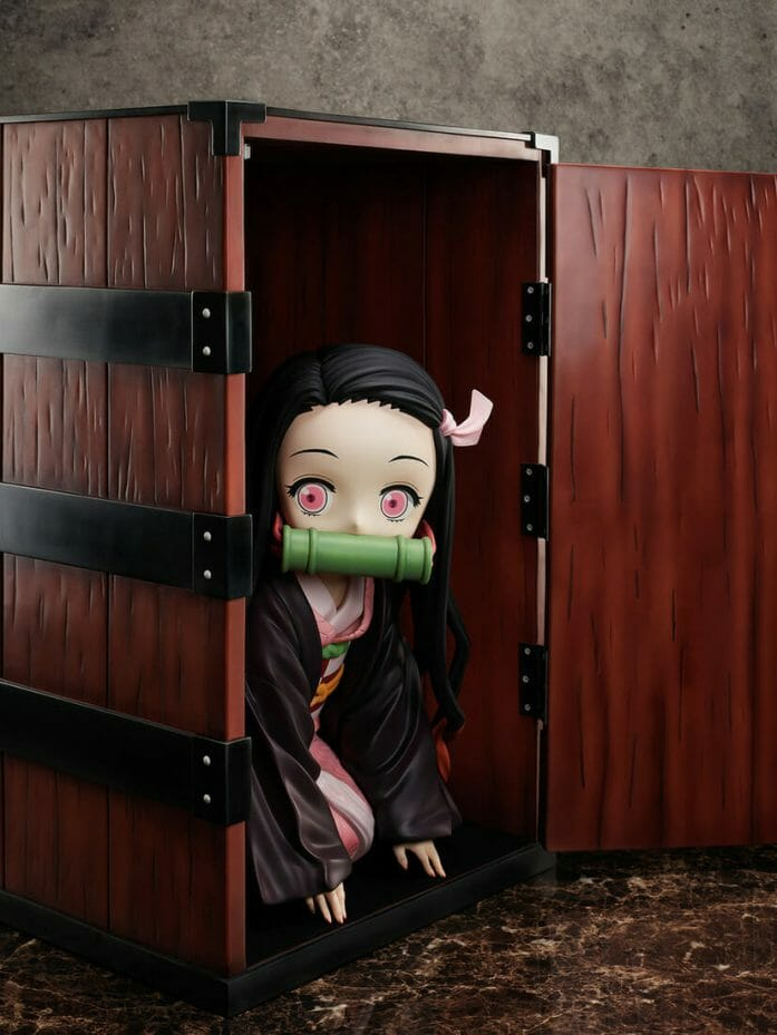 Demon Slayer: Kimetsu no Yaiba Boxed Nezuko Big Size Figure