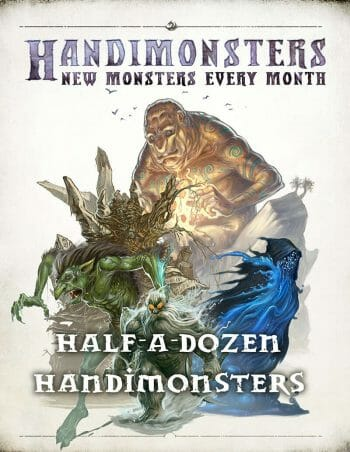 Handimonsters