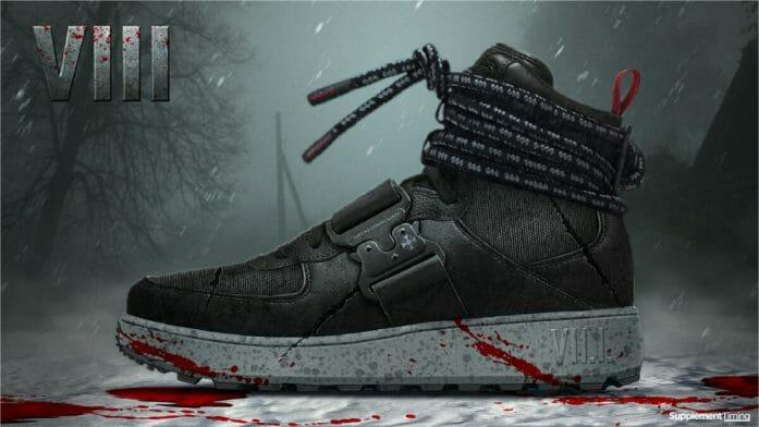 Resident Evil: Village shoe design concept