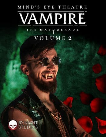 Mind's Eye Theatre: Vampire - the Masquerade cover