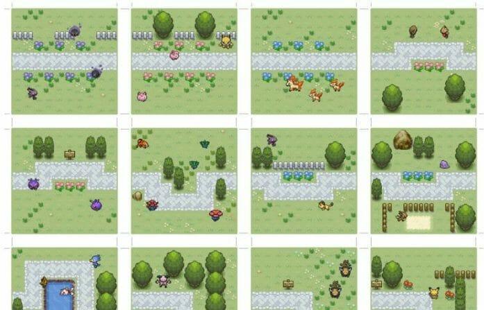 Pokemon Carcassonne titles
