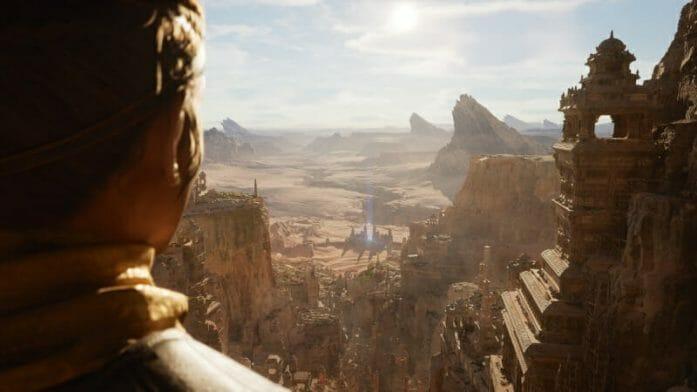 Epic's Unreal engine