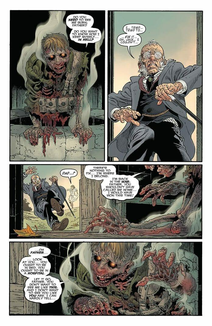 Locke & Key/Sandman - Hell & Gone