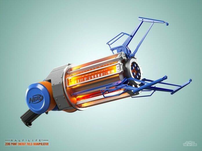 Half-Life II Nerf Blaster