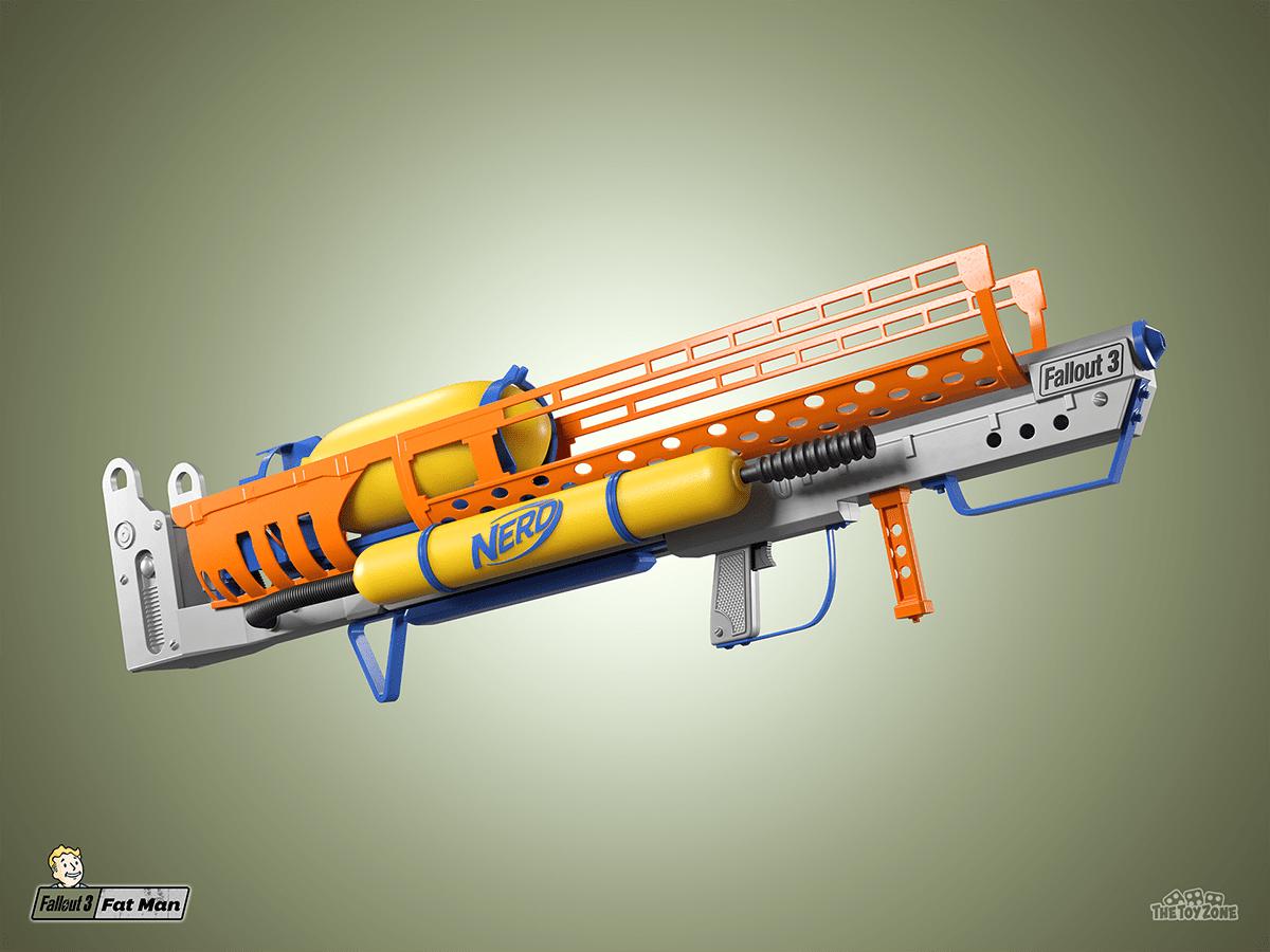 Fallout 3 Nerf Blaster