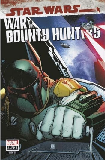 War of the Bounty Hunters Alpha