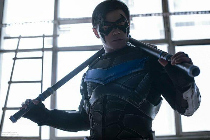 NitsVetov as Nightwing