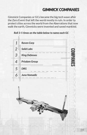 Gimmick Companies