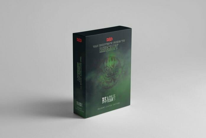 Silver Edition of Van Richten's Guide to Ravenloft