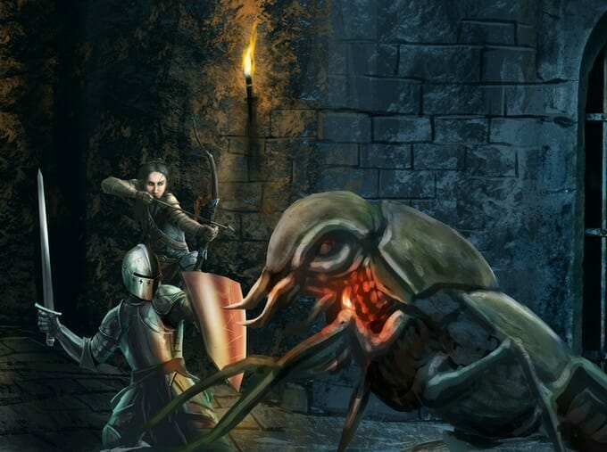 Endless Encounters: Dungeons