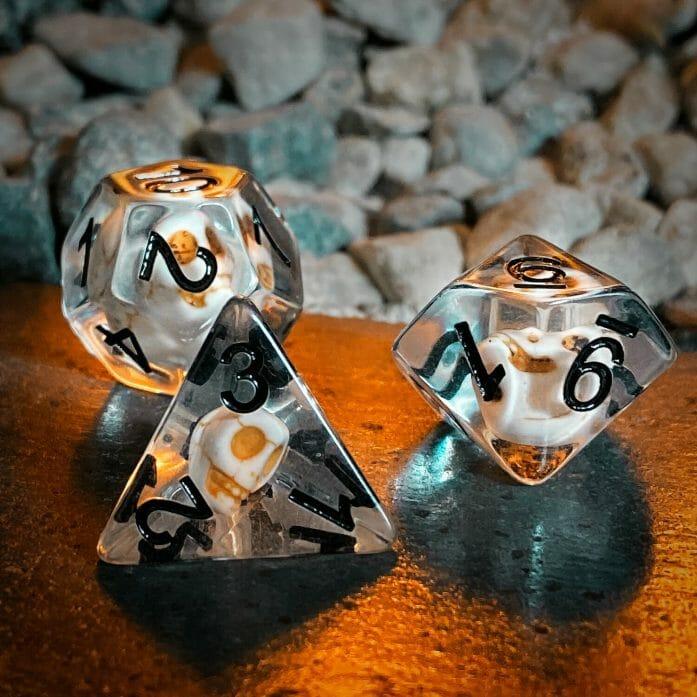Skull dice