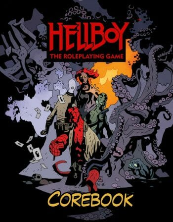 Hellboy The Roleplaying Game