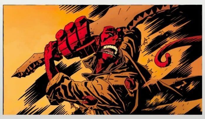 Hellboy RPG