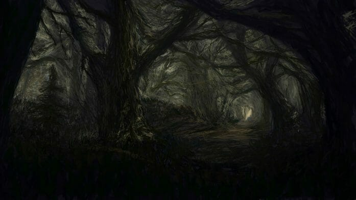 Dark Forest by Keening And Sunder.