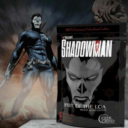 Shadowman coffee