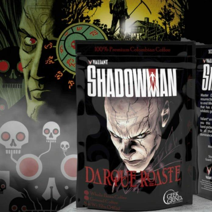 Shadowman Darque coffee