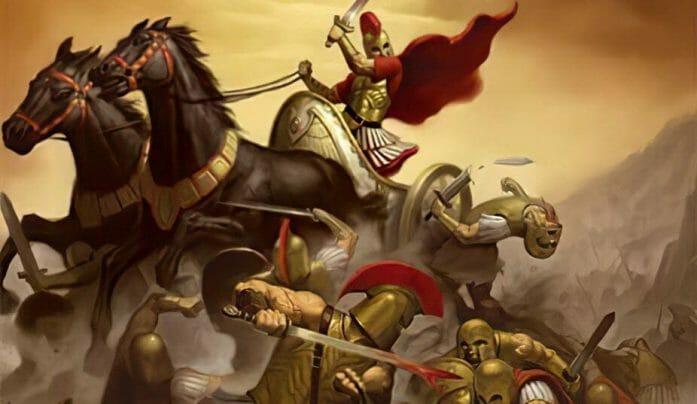 Trojan War for Fantasy AGE